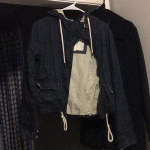 Abercrombie and Fitch Rain Jacket